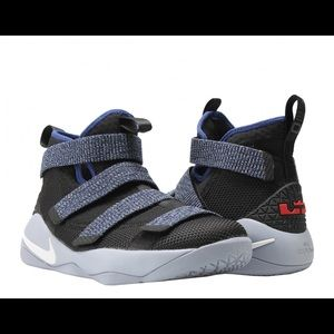 Nike Lebron Soldier XI Basketball Ball Shoes 🏀🤩